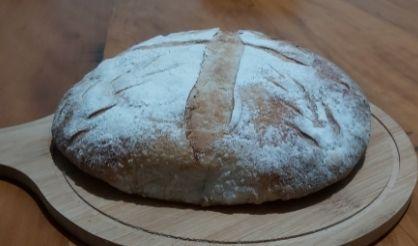 Por que el pan parece un platillo volante