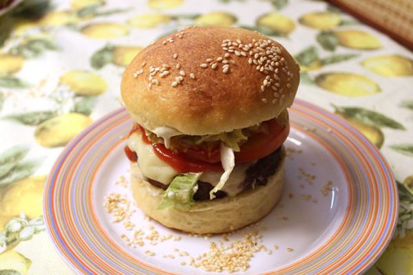 1617921608 954 Pan de hamburguesa fermentado naturalmente