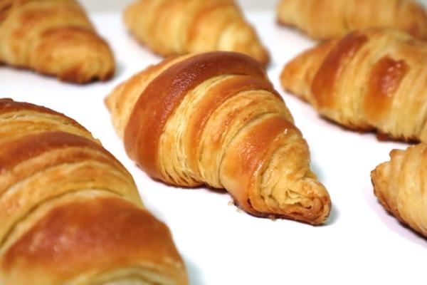 1618056789 Croissant Me encanta el pan casero