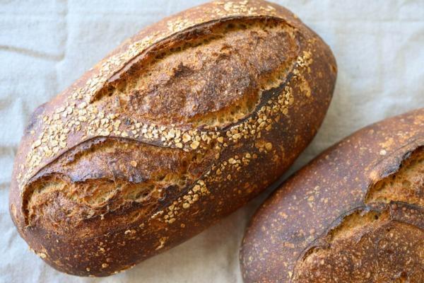 1618649837 Pan de masa fermentada de espelta centeno y trigo integral