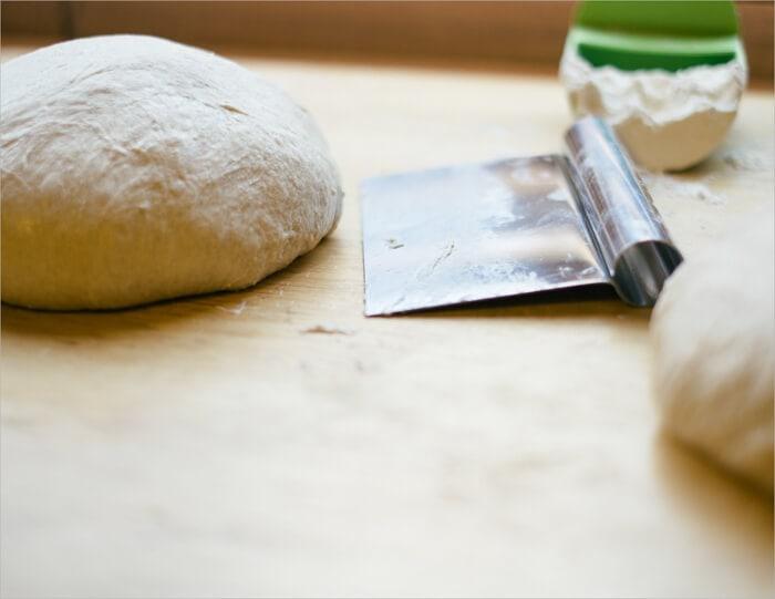 Receta de pan de campo con masa madre de tartina preformada