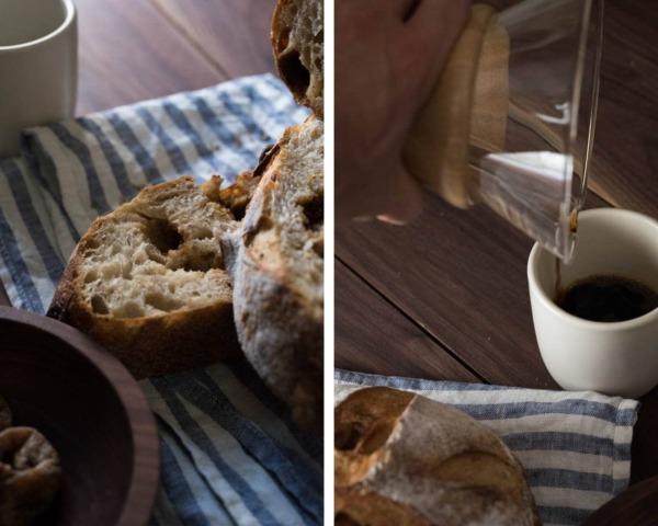 el perfecto sabor a masa madre de pan de higo e hinojo