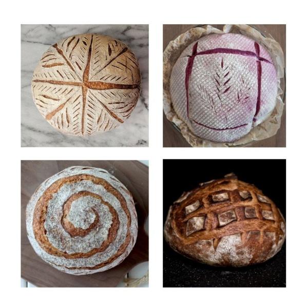 cortar el pan influye en la forma