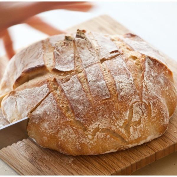 Cómo el corte influye en la forma de su pan