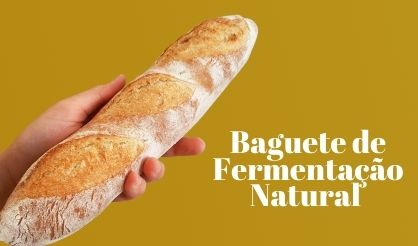Baguette Receta completa con levadura natural