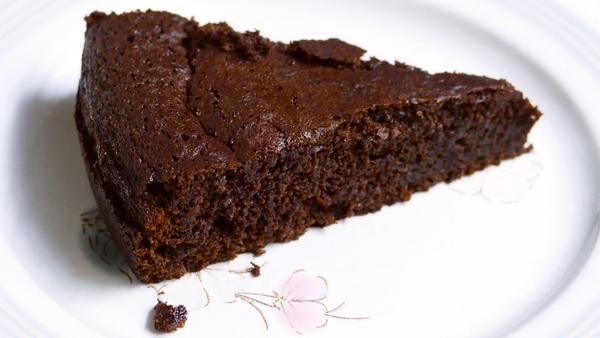 Brownies faciles y deliciosos de masa madre Masa madre