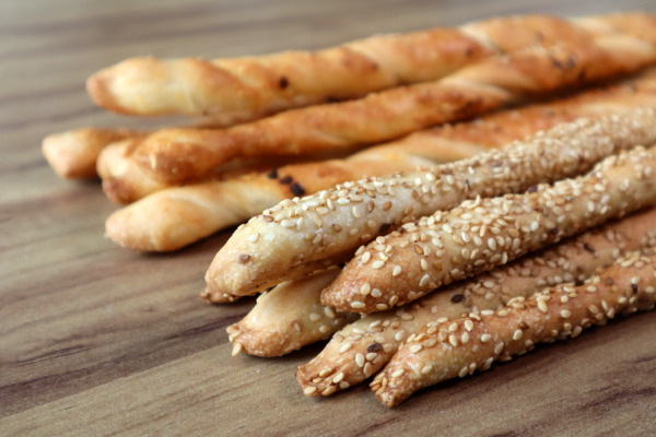 Grissini Me encanta el pan casero