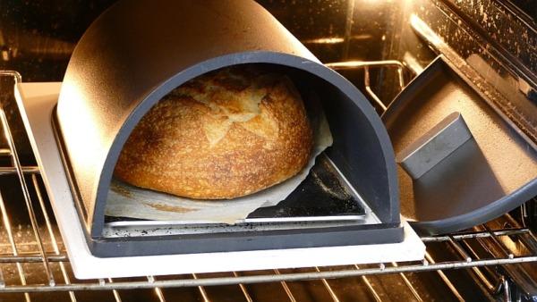 Nueva forma de hornear en el horno de su casa