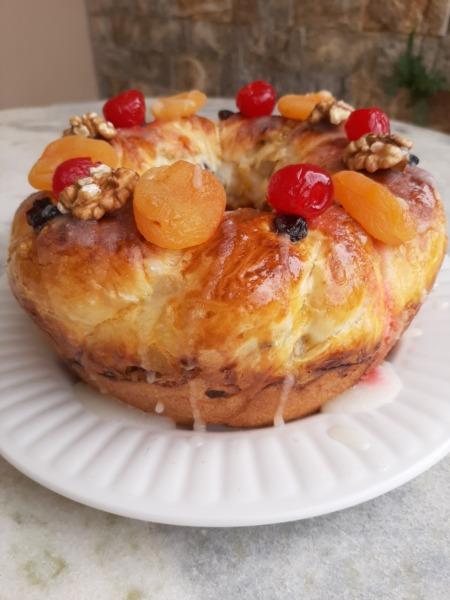 receta de rosquilla de rey