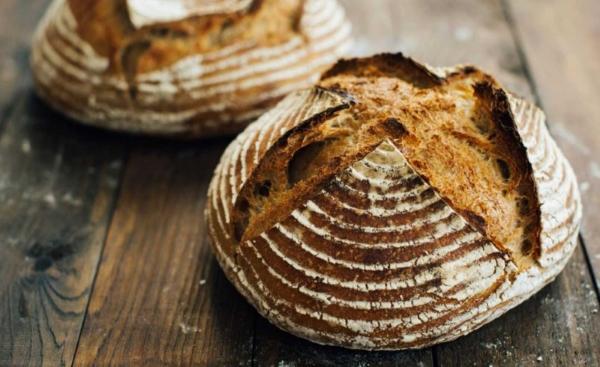 Receta basica de pan de masa madre en 5 dias