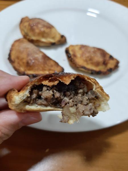receta de empanadas