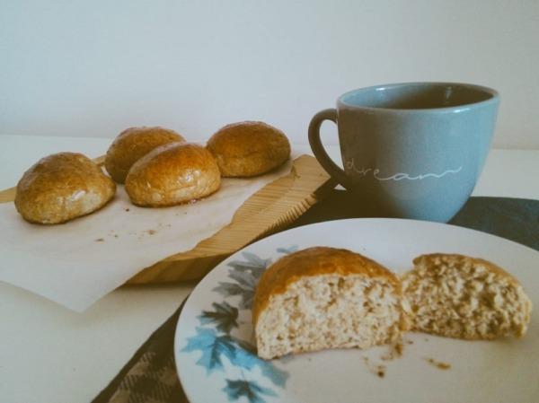 Receta de pan integral esponjoso