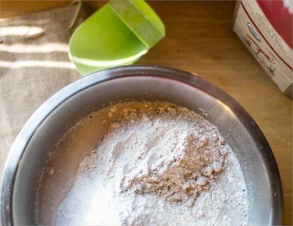 un regreso a lo básico Harinas de trigo integral y blanco